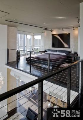 复式楼客厅电视背景墙装修效果图 2012客厅装修效果图