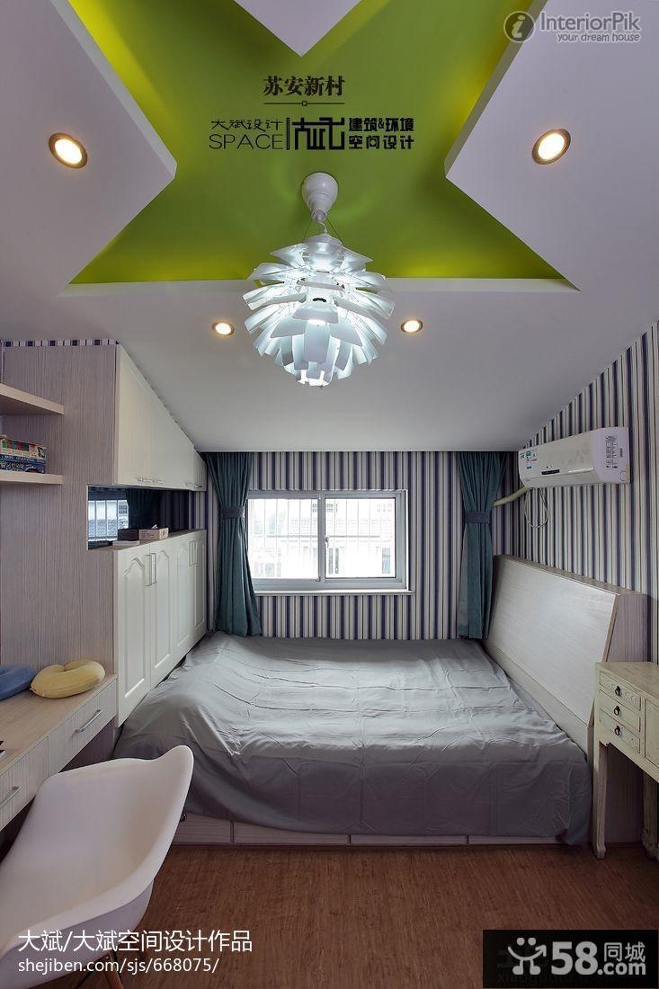 10平米卧室装修效果图