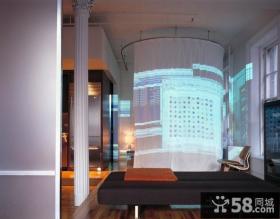 原木的海洋现代美式风格休闲区装修效果图大全2012图片