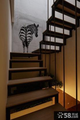 家装设计装修楼梯效果图欣赏