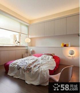 温馨简约装修卧室设计
