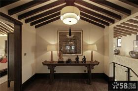复古豪华中式别墅装饰设计