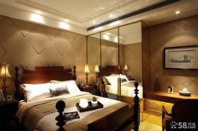 2013欧式主卧室设计效果图