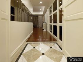 欧式奢华别墅室内装饰效果图片