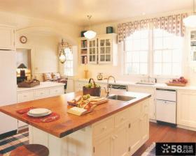 简欧装修效果图厨房图片