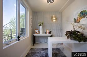 现代风格主卧室背景墙装修效果图大全2012图片