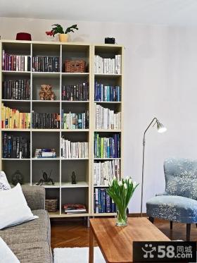 90平米单身公寓装修效果图 简洁唯美的卧室