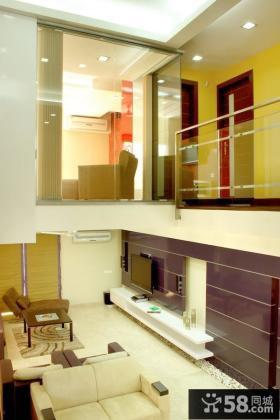 现代跃层别墅装修设计