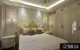 欧式卧室装修效果图2013图片