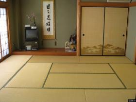 日式风格小户型装修榻榻米