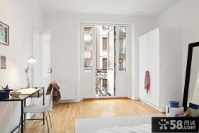 60平米小户型装修效果图 2012小客厅效果图