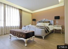 欧式风格卧室装修效果图大全2012图片 卧室装饰图片