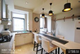 小户型小厨房设计效果图