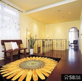 美式二层小别墅装修效果图