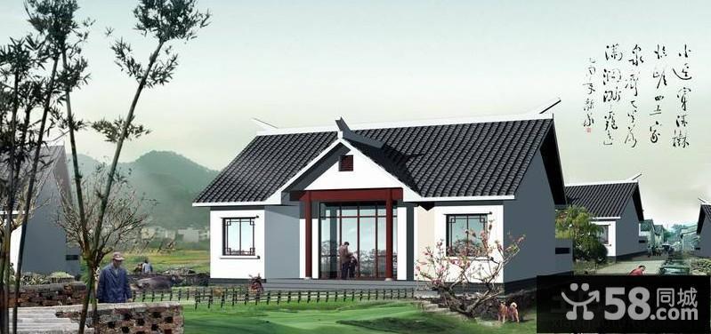 新农村平房设计图