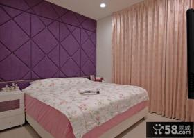 现代风格二居室普通家装图片