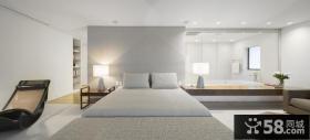 明亮大气卧室效果图