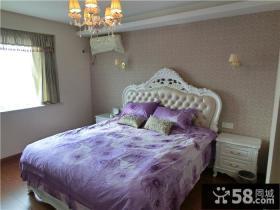 简装欧式风格家居卧室装修效果图