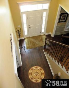 楼梯玄关装修效果图