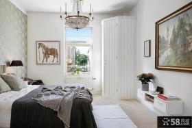 精致简约公寓设计室内效果图片