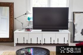 2014优质客厅电视背景墙装修效果图大全