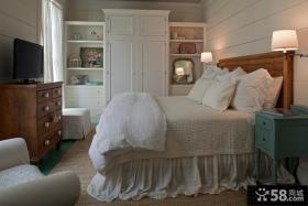 简单卧室衣柜设计效果图