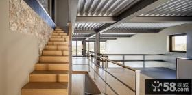 室内别墅楼梯设计