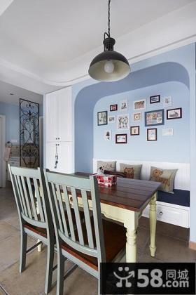 小餐厅装饰背景墙效果图