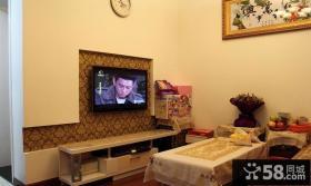电视背景墙装修效果图大全2013图欣赏