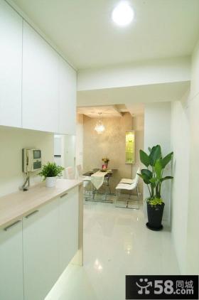 简约小户型家居玄关装修设计
