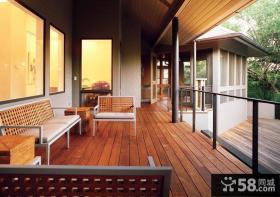 开放式阳台设计图片
