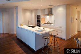 简约风格厨房隔断装修效果图大全