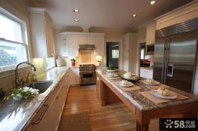 现代宜家风格餐厅厨房装修设计
