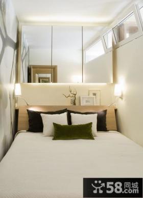 现代小户型两室两厅卧室装修效果图