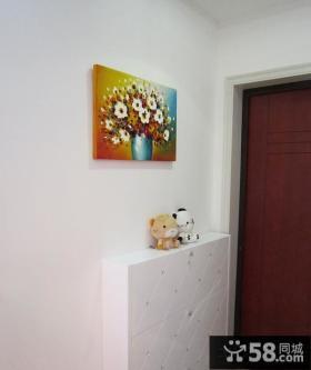 入户玄关装饰画图片欣赏