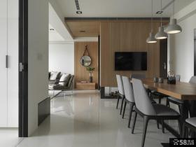 现代风格餐厅设计图片欣赏