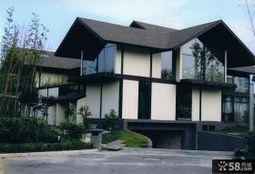 新中式别墅图片大全
