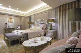 欧式豪华时尚卧室设计