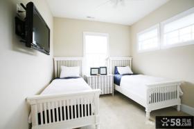 双人房小卧室装修效果图