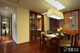 90平米小户型装修效果图大全 领略中式内敛的客厅设计
