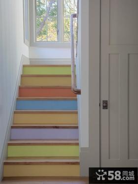 混搭设计楼梯图片欣赏