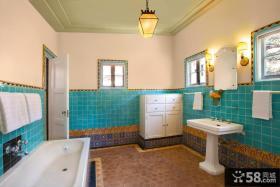 优质卫生间瓷砖设计效果图