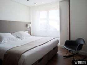 大气简约风格卧室设计
