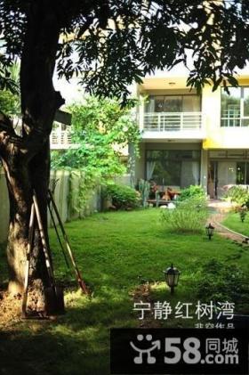 东南亚风格阳台花园效果图