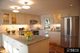 现代欧式家装厨房效果图大全
