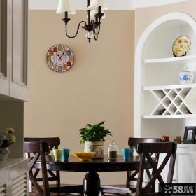 97平美式混搭三居室装修案例