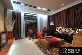 时尚现代风格家居设计100平米装修效果图