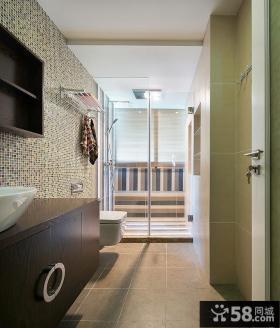 6平米卫生间瓷砖图片