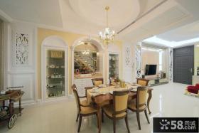 新古典复式家居装修