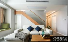 宜家风复式家居装修效果图